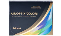Air Optix Colors 2 ks - dioptrické