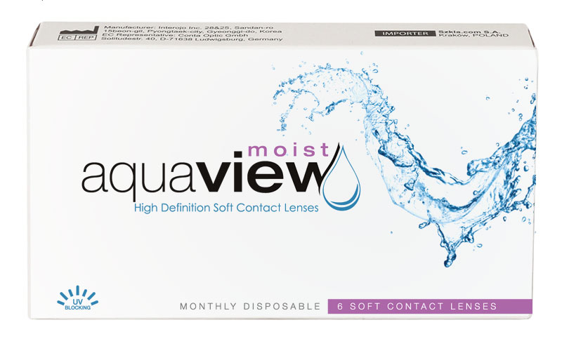 AquaView Moist 6 ks
