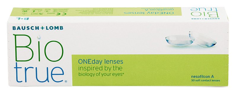 Biotrue Oneday lenses 90 ks
