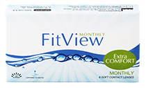 FitView Monthly 3 ks