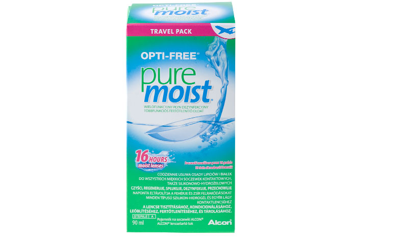 Opti-Free® PureMoist® 90 ml.