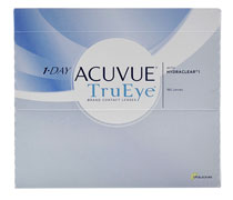 Acuvue 1-Day TruEye 180 ks