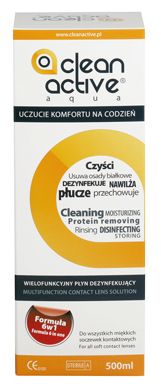 POLYTOUCH CHEM. Clean Active aqua 80 ml