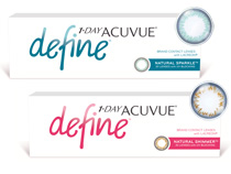 Acuvue® 1-DAY Define 90 ks