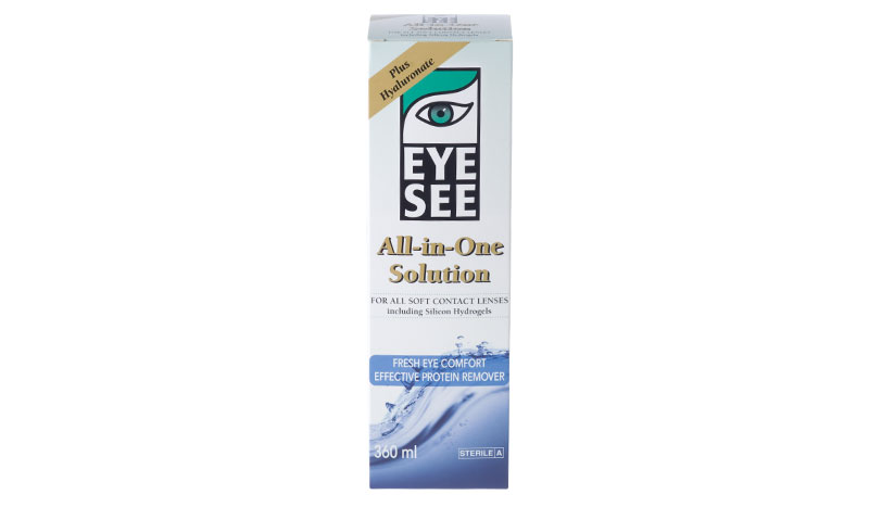 EYE SEE Plus Hyaluronan 360 ml