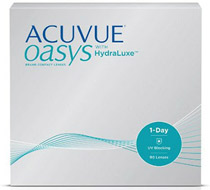 ACUVUE® OASYS 1-Day 90 ks