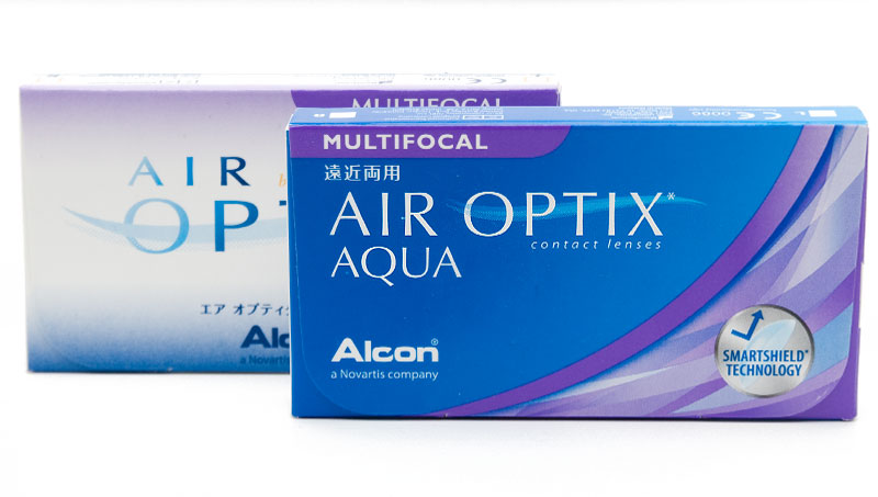 Air Optix Aqua Multifocal 6 čoček