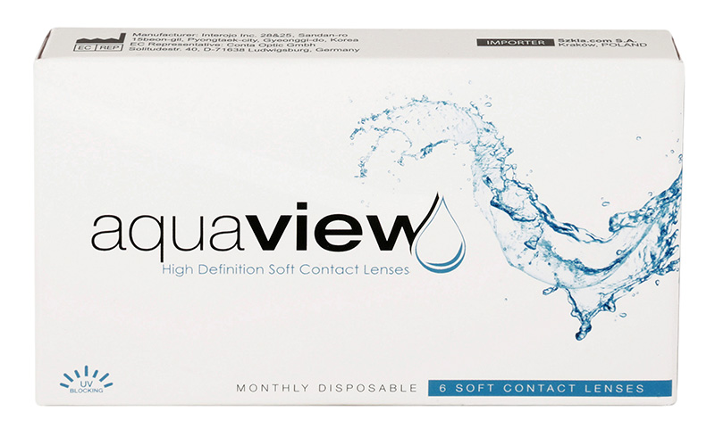 AquaView Monthly 3 ks