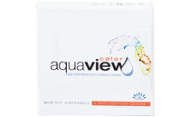 AquaView Color 2 ks - nedioptrické
