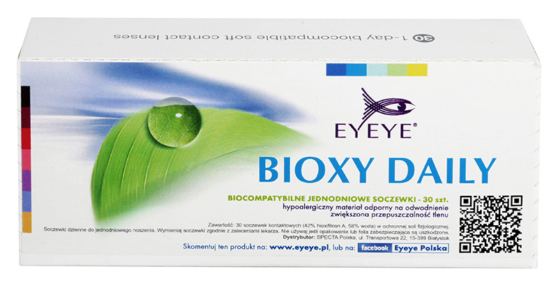 Eyeye Bioxy Daily 90 ks