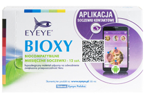 Eyeye Bioxy 12 ks.