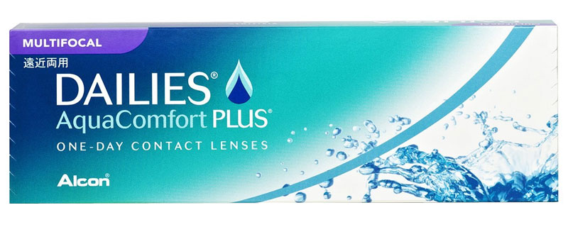Dailies® AquaComfort Plus® Multifocal 30 ks
