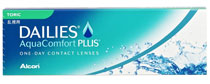 Dailies® AquaComfort Plus® Toric 30 ks