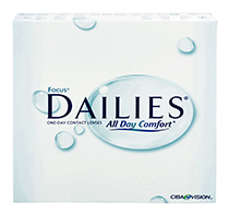 Focus® Dailies® All Day Comfort 90 ks