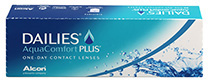 DAILIES® AquaComfort Plus® 30 ks