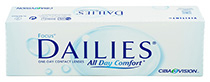 Focus® Dailies® All Day Comfort 30 ks