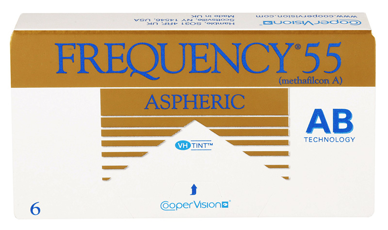 Frequency 55 Aspheric 6 ks