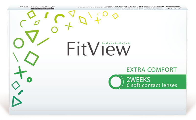 FitView Advance 2 weeks 6 ks