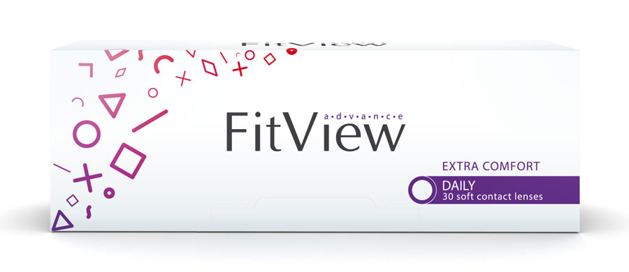 FitView Advance Daily 90 ks