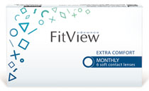 FitView Advance Monthly 6 ks