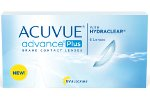 Acuvue Advance Plus 6 ks - výprodej!