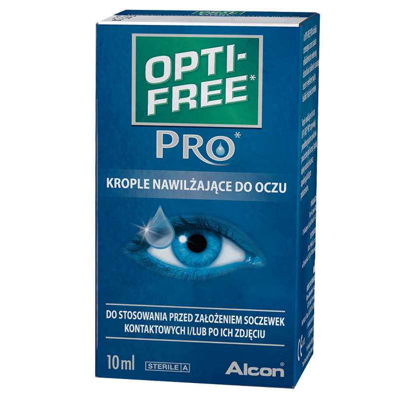 Opti-Free® Pro Lubricating 10 ml