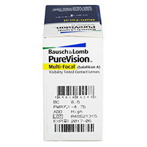 PureVision Multifocal 6 ks