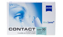 Zeiss Contact DAY30 Compatic 6 ks