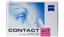 Zeiss Contact DAY1 Easy Wear 30 ks